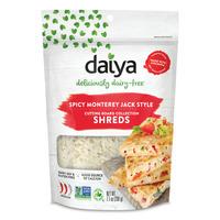 Daiya Dairy Free Cutting Board Spicy Monterey Jack Style Shreds