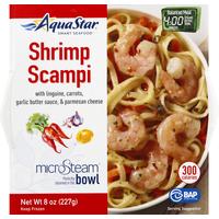Aqua Star Shrimp Scampi Bowl