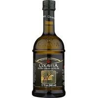 Colavita Col Premium Selection Extra Virgin Olive Oil 6X1/2Lt (17Oz) Timeless
