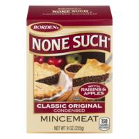 Borden None Such Classic Original Condensed Mincemeat