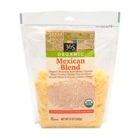 365 Organic Shredded Mexican Blend