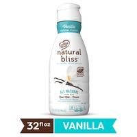 Natural Bliss Vanilla All Natural Liquid Coffee Creamer