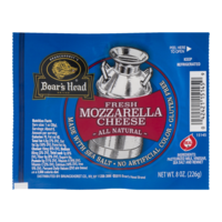 Boar's Head Fresh Mozzarella Cheese
