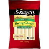 Sargento Light String Sticks Cheese