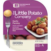 The Little Potato Company Potatoes, Fresh Creamer, Garlic Parsley