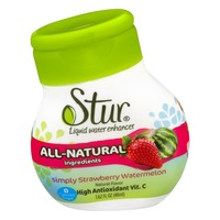 Stur Liquid Water Enhancer Simply Strawberry Watermelon