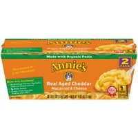 Annie's Homegrown Real Aged Cheddar Macaroni & Cheese