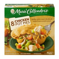 5 marie callenders chicken pot pies