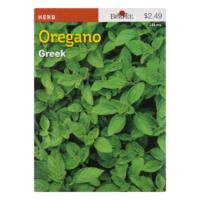 Burpee Seeds, Oregano