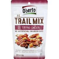 Obertos Trail Mix, with Dried Teriyaki Chicken