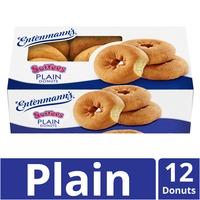 Entenmann's Soft'ees Plain Donuts