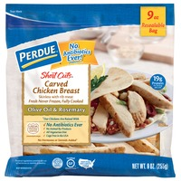 Perdue Carved Chicken Breast Olive Oil Rosemary