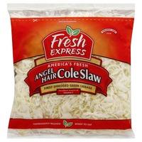 Fresh Express Freshly Shredded Angel Hair Cole Slaw