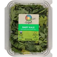 Full Circle Organic Baby Kale