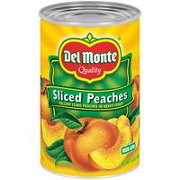 Del Monte Peaches, Sliced