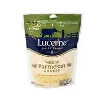 Lucerne Dairy Farms Finely Shredded Natural Parmesan Cheese