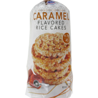 Kroger Caramel Rice Cakes