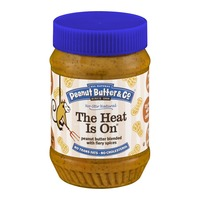 Peanut Butter & Co. All Natural Peanut Butter & Co. The Heat Is On Peanut Butter 16oz