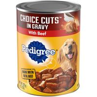Pedigree Adult Wet Dog Food Beef