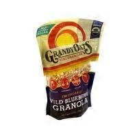 Grandy Oats Wild Blueberry Granola