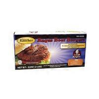 Nature's Rancher Angus Beef Burgers 1/3lb