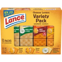 Lance® Cheese Lovers Variety Pack