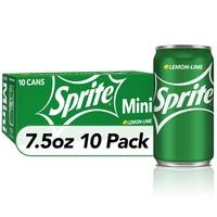 Sprite Lemon Lime Soda Soft Drinks