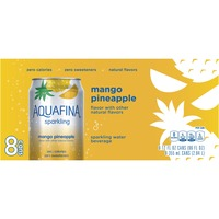 Aquafina Sparkling Mango Pineapple Water Beverage