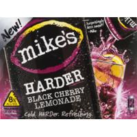 Mike's Hard Lemonade Harder Lemonade Black Cherry Lemonade Flavor