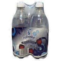 Refreshe Raspberry Blackberry Sparkling Water
