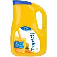 Trop50 No Pulp Calcium + Vitamin D Orange Juice