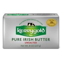Kerrygold Unsalted Grass-Fed Butter Foil