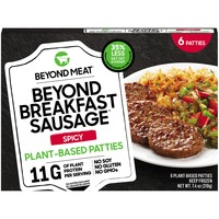 Beyond Meat Spicy Plant-Based Patties