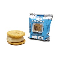 Coolhaus Snickerdoodle Cookie with Salted Caramel Ice Cream Sandwich