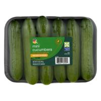 Giant Brand Mini Cucumbers Hot House Grown