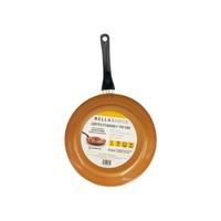 "Bella Basics 11"" Copper Titanium Fry Pan"