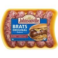 Johnsonville Sausage Original Holiday Promo Brats