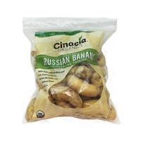 Cinacia Organics Organic Russian Banana Fingerling Potato