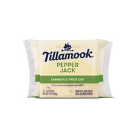 Tillamook Farmstyle Thick Cut Pepper Jack Cheese Slices