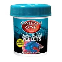 Omega One Buffet Pellets Betta Food