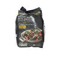 Signature Select Savory Beef With Broccoli Gourmet Skillet Meal