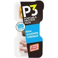 Oscar Mayer P3 Portable Protein Pack Ham Cheddar Almond