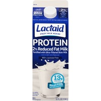 Lactaid Protein 2% Reduced Fat Milk