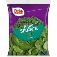 Dole Salad Baby Spinach