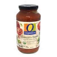 O Organics Organic Tomato Basil Pasta Sauce