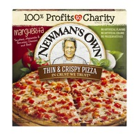 Newman's Own Thin & Crispy Pizza Margherita