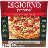 DiGiorno Pizzeria! Supreme Speciale Pizza
