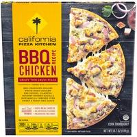 California Pizza Kitchen Crispy Thin Crust BBQ Recipe Chicken Pizza