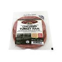 Wellshire Farms Uncured Deli Style Turkey Ham