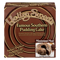 Holley Sweets Famous Southern Pudding Cake Mississippi Mud